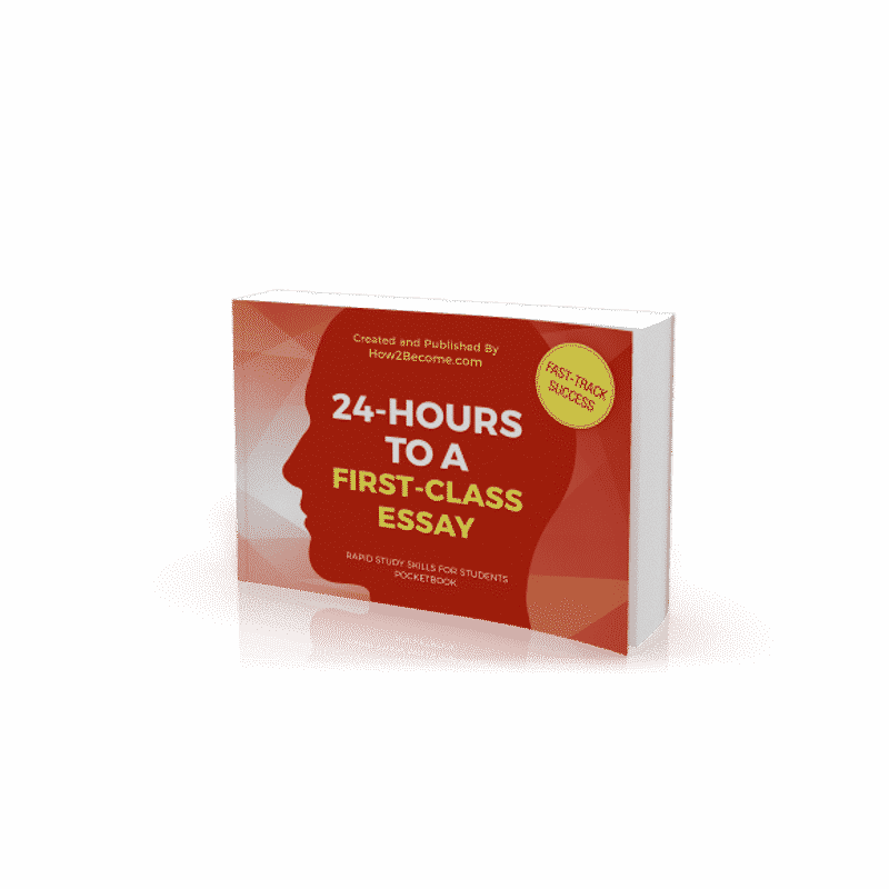 24 Hours To A First-Class Essay Pocketbook