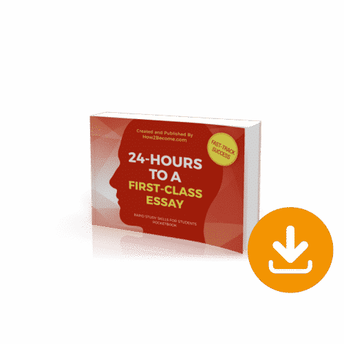 24 Hours To A First-Class Essay Pocketbook Download