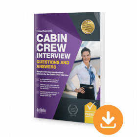 Cabin Crew Interview Questions and Answers Download