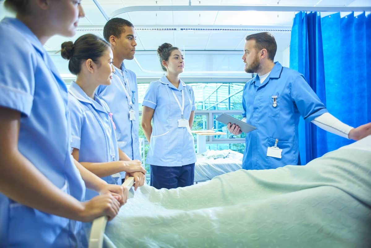 FPAS SJT will help you to gain a position in a hospital.
