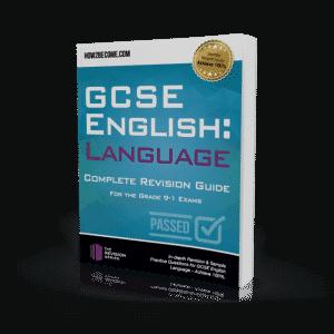 GCSE English Is Easy Language Workbook