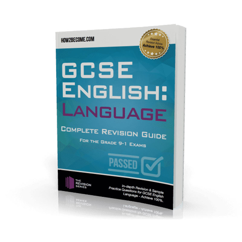 GCSE English Is Easy Language Workbook