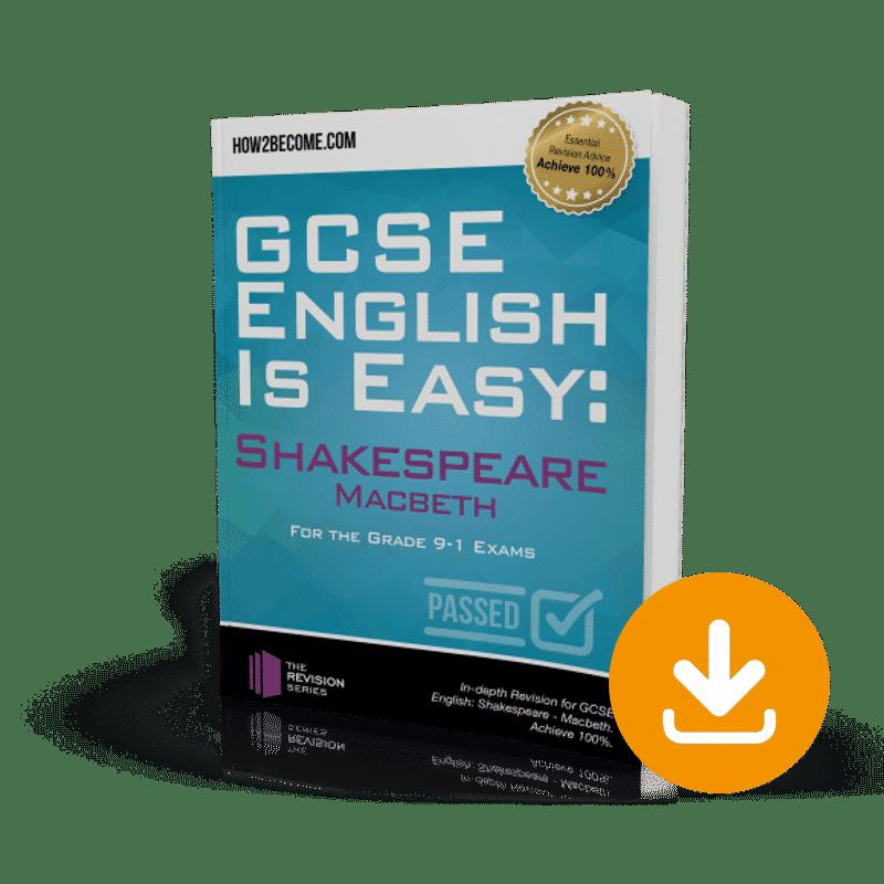 GCSE English Is Easy Shakespeare Macbeth Download