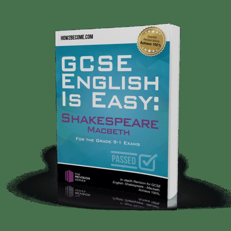 GCSE English Is Easy Shakespeare Macbeth Workbook