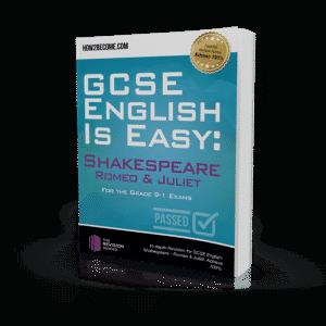 GCSE English is Easy Shakespeare Romeo & Juliet