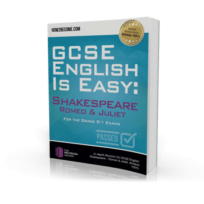 GCSE English is Easy Shakespeare Romeo & Juliet
