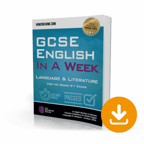 GCSE Englsh In a week Language and Literature Download