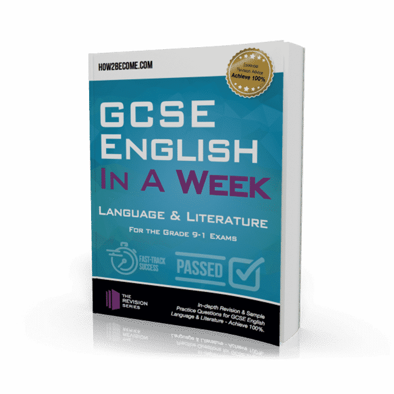 GCSE English In a week Language and Literature Workbook