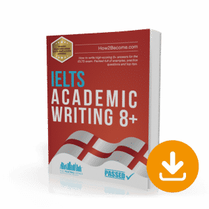 IELTS Academic Writing 8+ Download