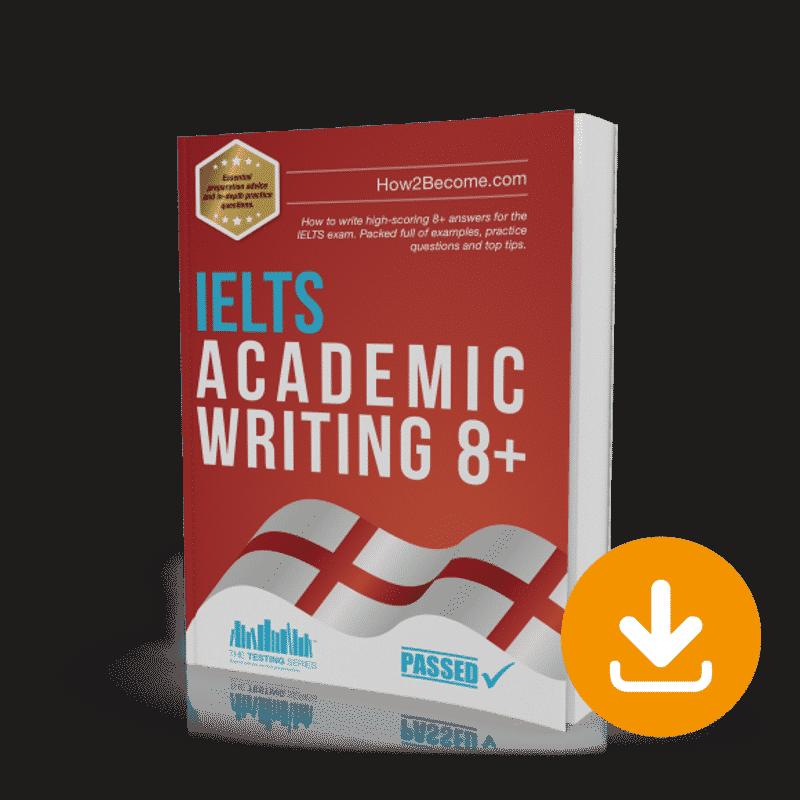 IELTS Academic Writing 8+ Download