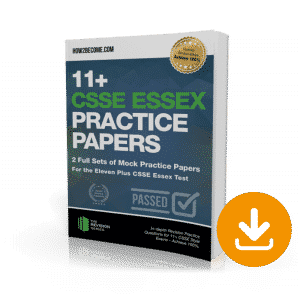 11+CSSE Essex Practice Papers Download