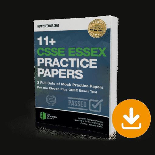 11+CSSE Essex Practice Papers Download