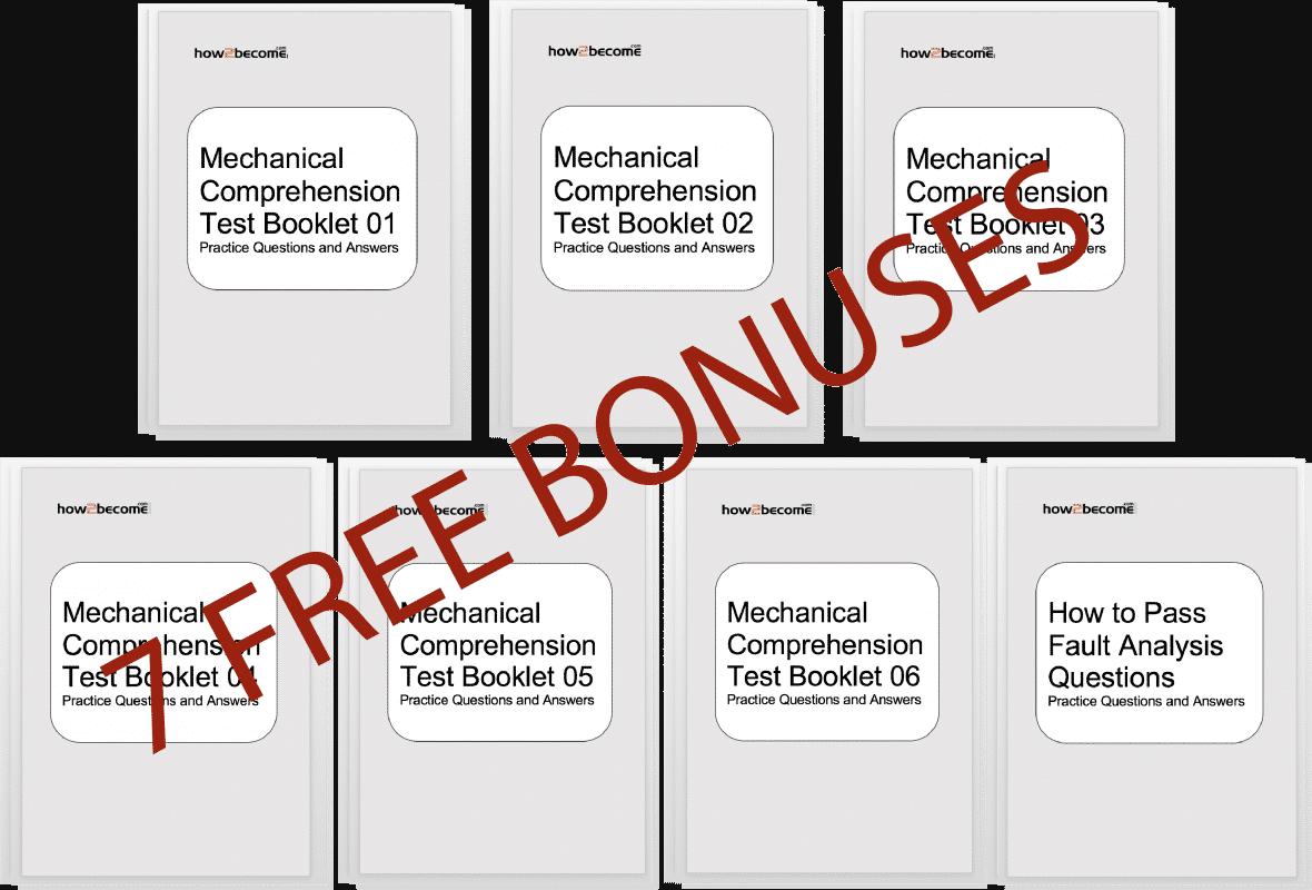 7 Best Mechanical Comprehension Test Booklets