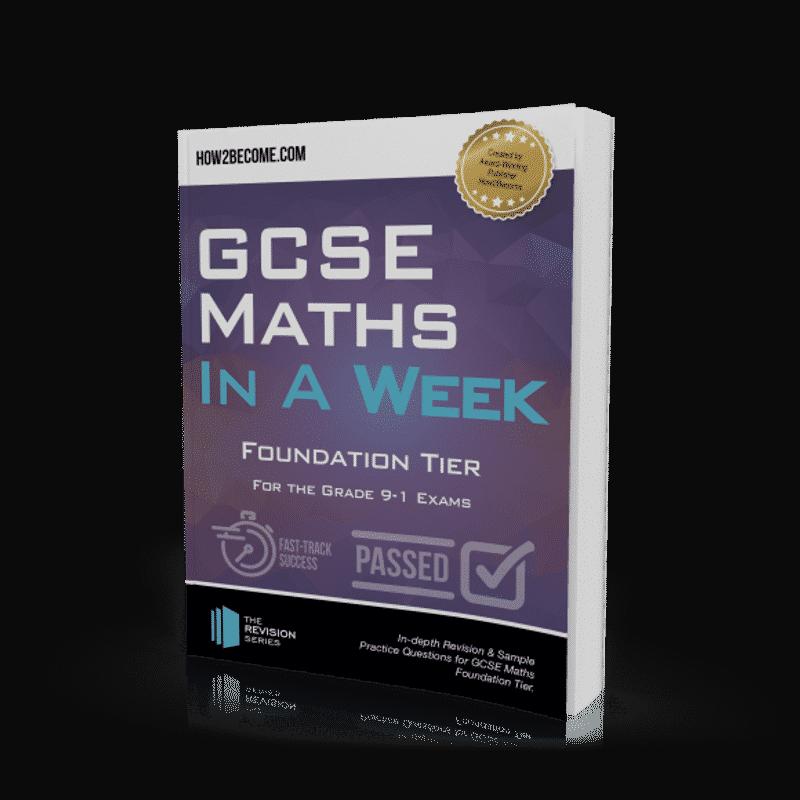 GCSE Maths In a Week Foundation Tier Workbook
