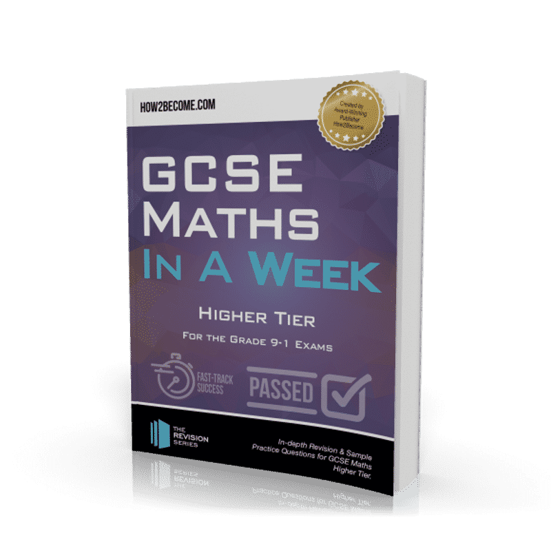 GCSE Maths In a Week Higher Tier Workbook