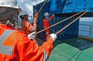 Como se tornar um óleo de trabalhador offshore