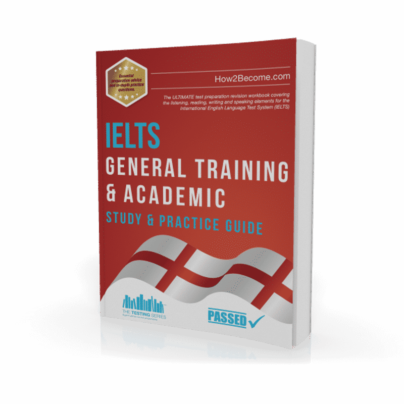IELTS Study Guide: General Training & Academic 2019