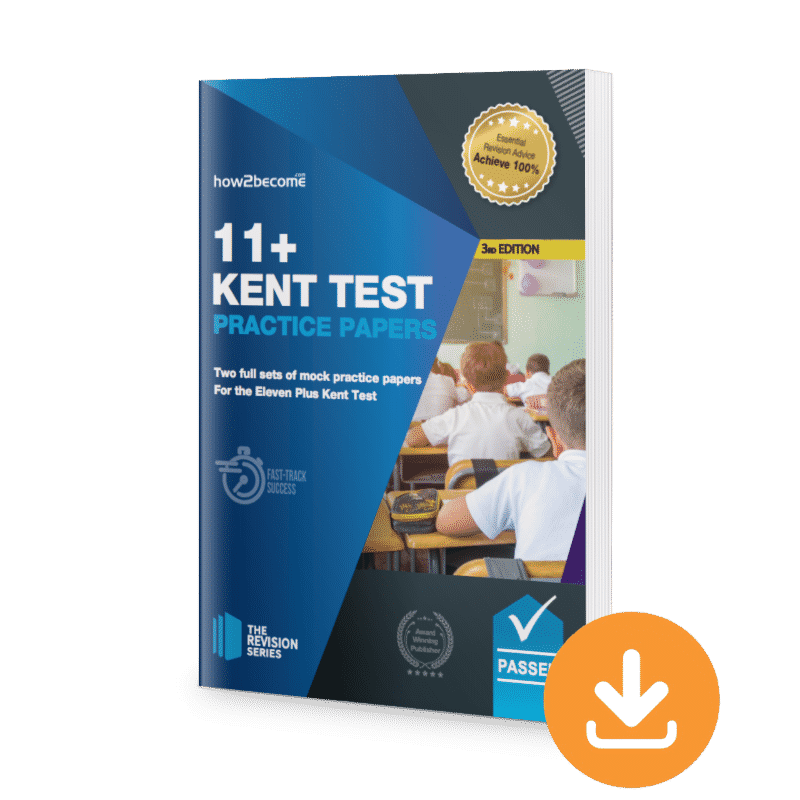 Kent Test 11+ Practice Papers 3rd Edition Download