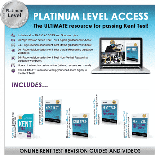 Kent Test Practice Papers 5-book Revision Set Online