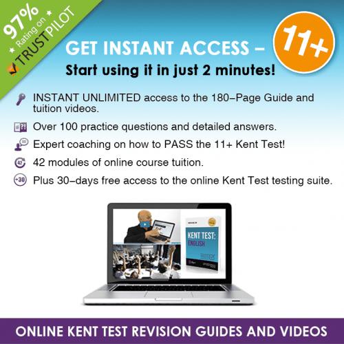 Kent Test Practice Papers Revision Set Online.png