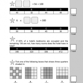 Kent Test Practice Papers Sample Questions