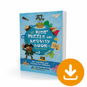 Kids Puzzle and Activity Book Pirates & Treasure Download