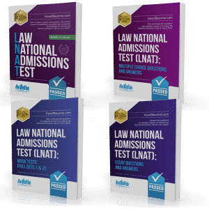 Law National Admissions Test Platinum Pack