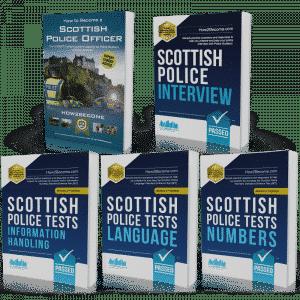 Scottish Police Officer Platinum Pack