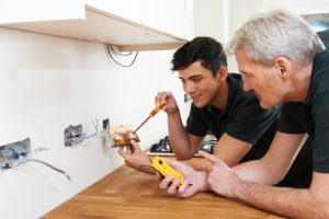 The top 10 highest paying jobs that don't require a degree 3 - Electrician