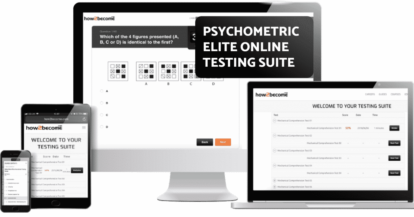 Free Psychometric Tests | Pass Aptitude Tests with How2Become