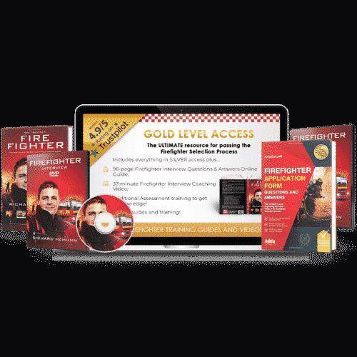 [Online Access] Firefighter Gold Pack