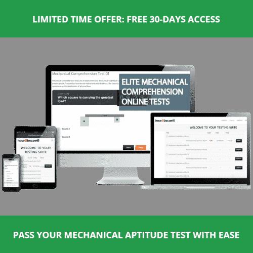 Online Mechanical Aptitude Tests