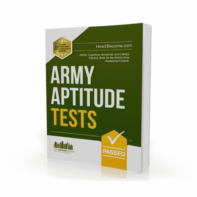 Army Aptitude Tests Workbook