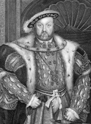 Henry VIII was a bold and infamous ruler
