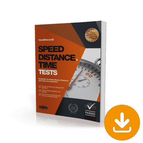 Speed, Distance and Time Tests Download