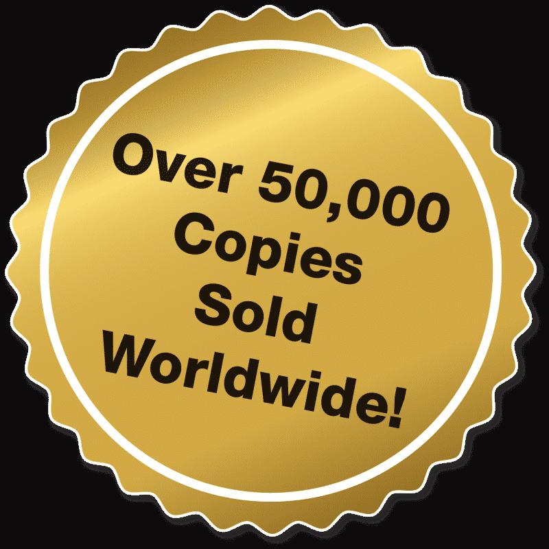 Writing Skills: 50000 Copies Sold Worldwide Badge
