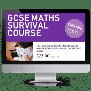 GCSE Maths Foundation Tier Course