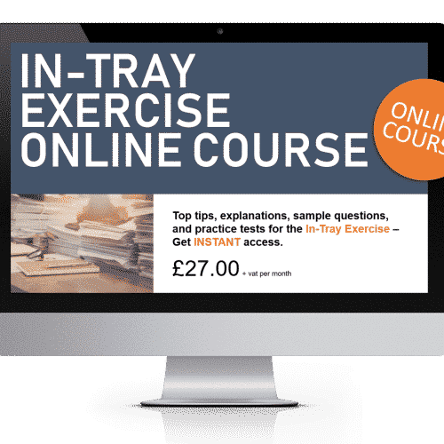 In-Tray Exercises Online