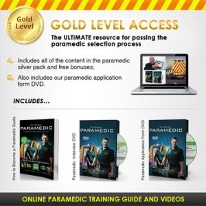 Paramedic Gold pack
