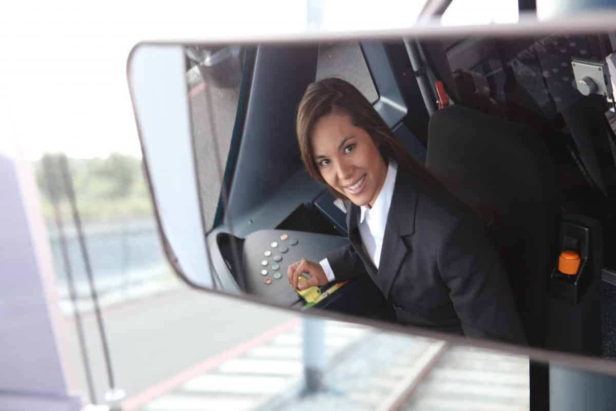 The UK rail industry has pledged-to-increase-the-number of women train drivers