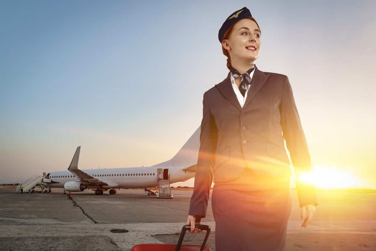 In order to pass the cabin crew selection process you'll need to be on top of your game!