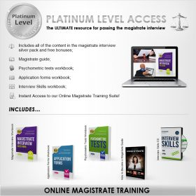 Magistrate Interview Platinum Pack banner_800x800