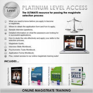 Magistrate Platinum Pack banner