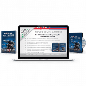 Online Access Royal Air Force Silver Pack