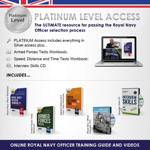 Royal Navy Officer platinum pack banner_800x800