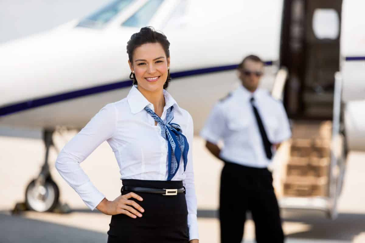 The cabin crew selection process will test you to the max