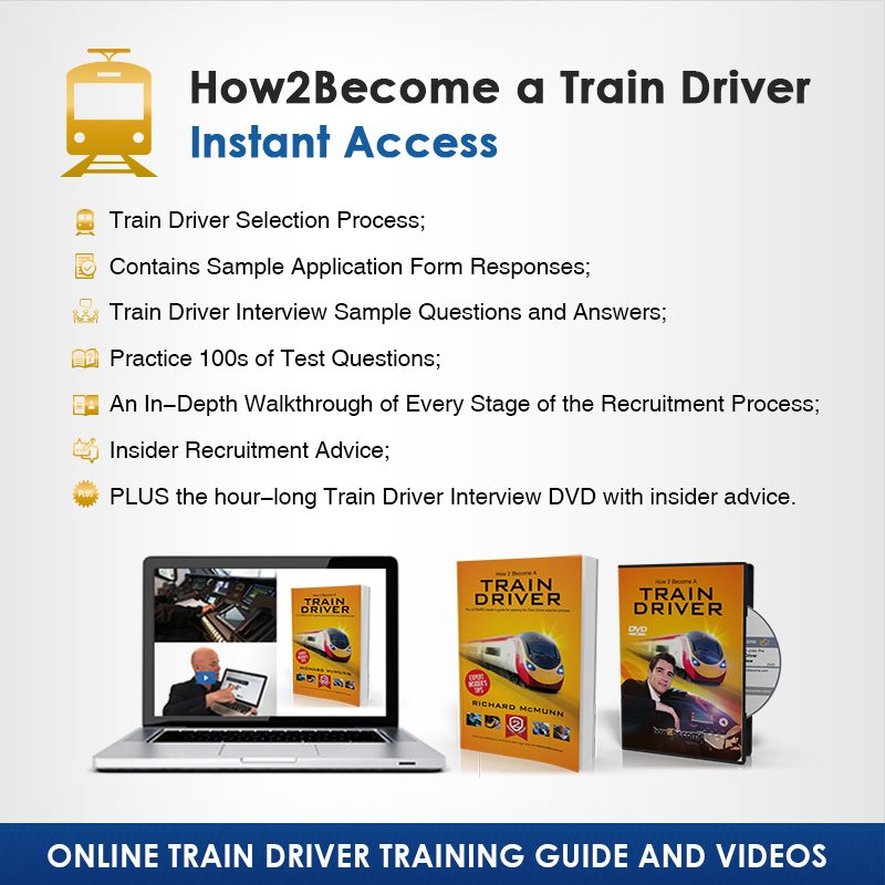 Train Driver Recruitment 2019 | How2Become