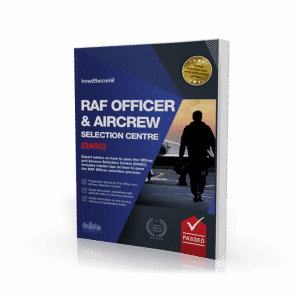 RAF Officer & Aircrew Selection Centre OASC Workbook
