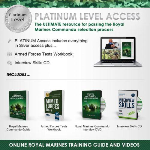 Royal Marines platinum pack banner_800x800