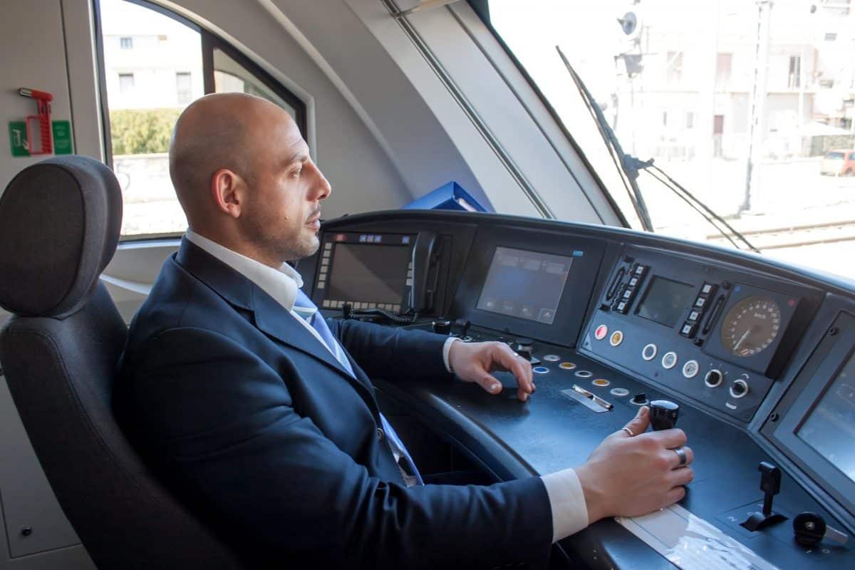 Train driver careers